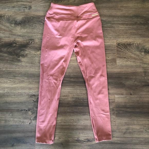 Gymshark Leggings, Size S, Pink